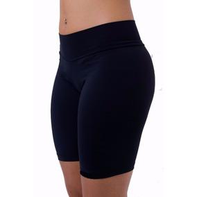 Kit 3 Shorts Fitness Sulplex Bermuda Feminina Academia