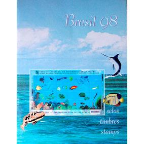 Colecao Anual De Selos Do Brasil 1998