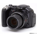 Canon Powershot Is S3 4mpx 12x Zoom Optico Camara Digital