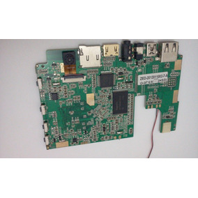 Placa Mãe Do Tablet Genesis Gt-7105