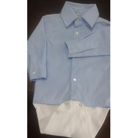 Camisa Social Outback - Roupas de Bebê no Mercado Livre Brasil 9a149a77619