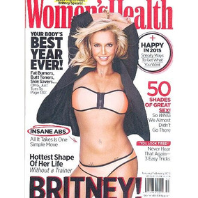 Womans Health: Britney Spears / Aaron Paul / Emily Schromm