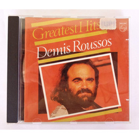 Cd Original Demis Roussos Greatest Hits 1971 A 80