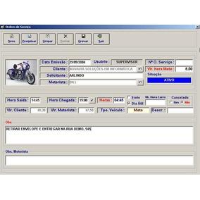 Software Motoboy - Sistema De Gerenciamento De Entregas