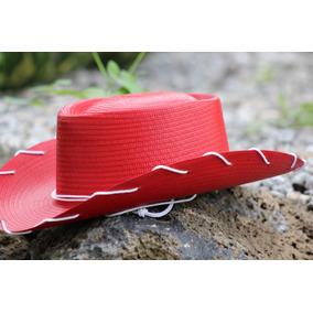 50 Sombrero Toy Story Woody Vaquerita Rojo Cafe Jessie a190b77a27d