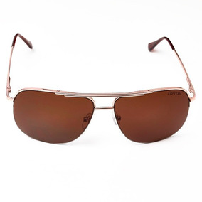 Óculos Triton A2119 - Dourado - Metal - 12x Sem Juros 45b809c347