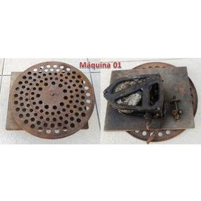 Lote Com 2(duas) Máquinas Para Gramofone - Só Venda