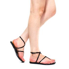 31b26e7ec Rasteira Infinito Luiza Barcelos Feminino - Sapatos no Mercado Livre ...