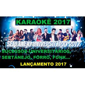 dvd karaoke sertanejo universitario gratis