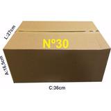 25 Caixas Papelão Correios - Sedex Pac 36x27x16,5