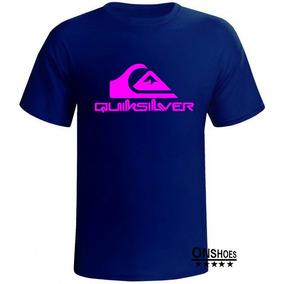Camisa Floral Azul Quiksilver - Masculinas - Calçados 6d4f8ab886f