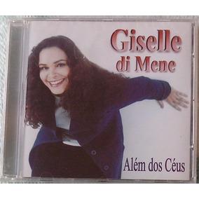 Cd Giselle Di Mene Além Dos Céus 1998 Zekap Lacrado Raridade