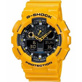 a17326dddfb Relógio Casio G Shock G 7600 Wr 200 5 Alarmes Hora Mundial P ...