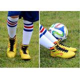 Zapatos De Futbol De Alto Tobillo 2019(por Encargue) ce23510ef64b6