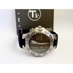Tag Heuer Kirium Titanium Ti5 , Fibra De Carbono , Impecavel