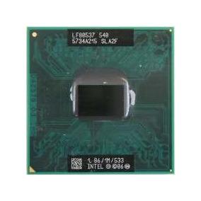 Processador 1.86ghz Intel Celeron 540 1m 533mhz Sla2f