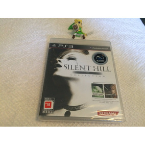 Silent Hill Hd Collection - Lacrado De Fabrica