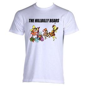Camiseta Blusa Camisa Zé Buscapé Hanna Barbera Colmeia Desen. 1 vendido -  Rio Grande do Sul · Camiseta Família Buscapé Hillbilly Bears 03 8fef742f5831a