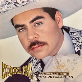 Cd Ezequiel Peña Amor Charro Mariachi Vargas De Tecalitlan