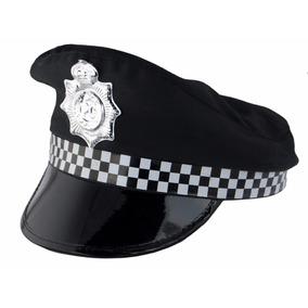 Gorra Tipo Policia Para Fiestas Eventos Fiesta Tematica 9016de967e6