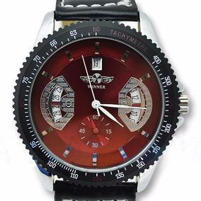 87117512d6e Relogio Caveirinha - Relógio Winner Masculino no Mercado Livre Brasil