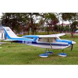 Avión Cessna Control Remoto Eléctrico 1000 Metros Distancia