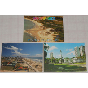 Cartão Postal Lote C/3 Porto Seguro Bahia Ceará Belém Pará
