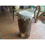 Tambor Prehispanico Huehue Hecho A Mano