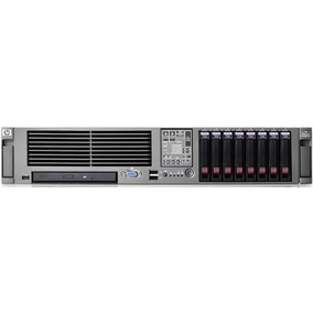Servidor Hp Dl380 G5 - 2 Intel Quadcore, 32 Ram Gb Sata Sas