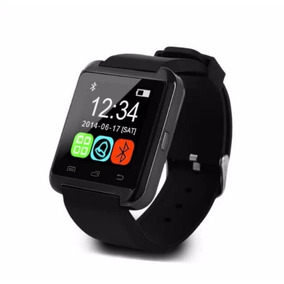 Smart Watch U8 Compatible Con Iphone Y Android Bluetooth