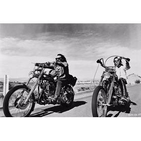 Easy Rider - Poster Em Lona 60x90cm