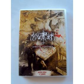Amazarak - Comando Blasfêmia Dvd Black Metal Nacional