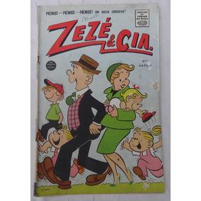 Zezé & Cia Nº 1: Mort Walker - Zazá - Rio Gráfica -1962