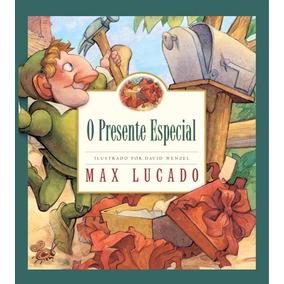 Marcinelo - O Presente Especial - Max Lucado / Ed. Hagnos