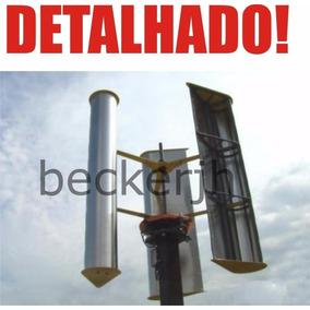 4d7a86bf5a0 Gerador Eolico 300 Watts no Mercado Livre Brasil