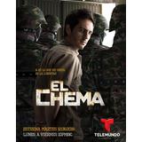 Serie El Chema, Alias J.j, Cmdte Y Mas