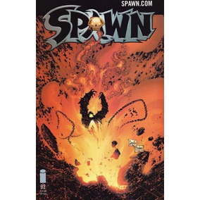 Gibis Spawn - 4 Volumes (em Inglês)