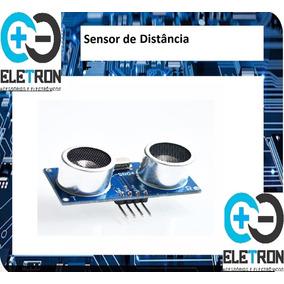 Módulo Sensor Ultra Sônico Distância Hc-sr04 Para Arduino