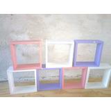 Cubos Repisa 25x25x10 Todos Los Colores