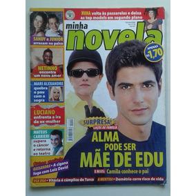 Minha Novela Nº 45 - 2000 - Laços De Família, A Usurpadora