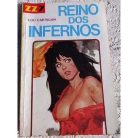 Zz7 Vermelha Nº 416: Reino Dos Infernos - Brigitte Montfort