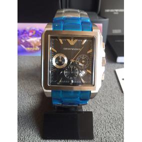 31f48a938e9 Relogio Emporio Armani Ar0659 - Relógios De Pulso no Mercado Livre ...