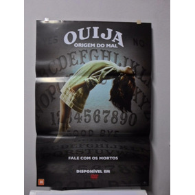 Poster Ouija - Origem Do Mal - Frete: 8,00