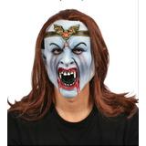Mascara Mujer Vampiro - Latex 100% - Barata La Golosineria