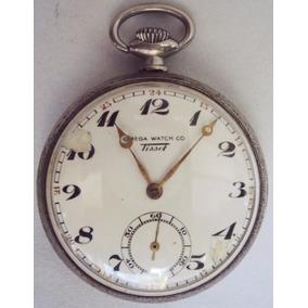 df7d5f9c3d9 Relogio De Bolso Omega Suico - Relógios no Mercado Livre Brasil