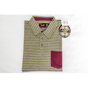 Camisa Polo Masculina Lost Enterprises Original Nova Com Tag 10b37c504e4