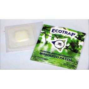 30 Parches Repelentes P Mosquitos A Prueba Agua 42 Hr Protec