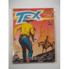 Revista Tex Editora Globo Nº 72 O Vale Do Medo Ótimo Estado