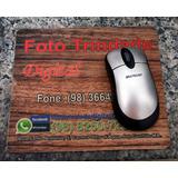 Mouse Pad Pessonalizado