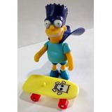 Muñeco Los Simpson Bart Bartman Retro Año 1992